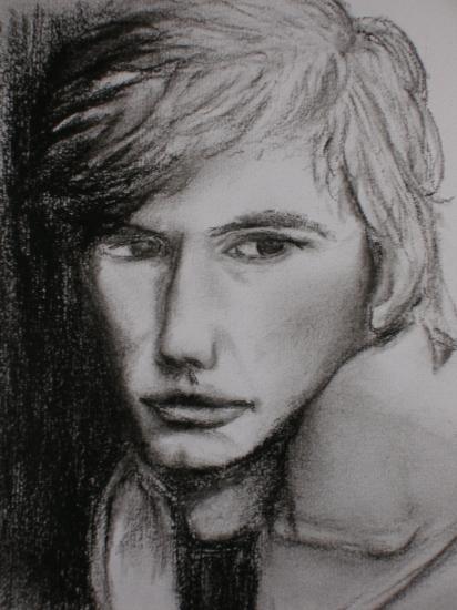 Alex Pettyfer by svenni